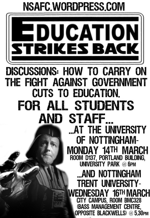 Education Strikes Back Teach-Ins
